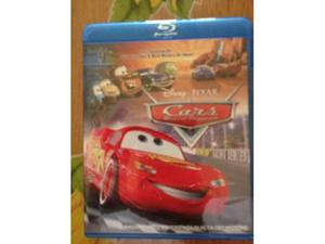 Cars disney blu ray