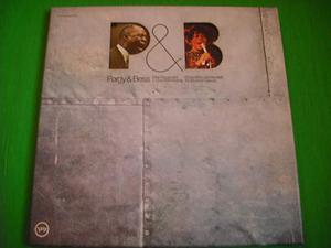 Ella Fitzgerald e Louis Armstrong - Porgy & Bess 2 lp box