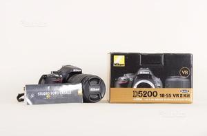 Fotocamera Nikon D  kit ob.