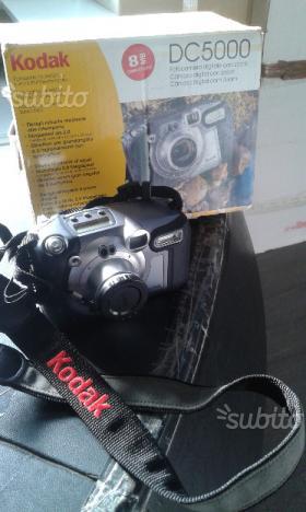 Fotocamera digitale kodak dc