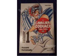 I Cavalieri dello Zodiaco vol. 1 Star Comics Saint Seiya