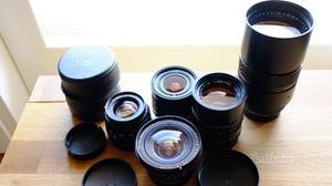 Leica R ottiche collezione