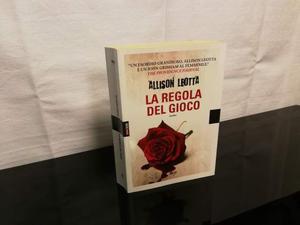 """Libro """"LA REGOLA DEL GIOCO"""" di Allison Leotta, ONE editore"""