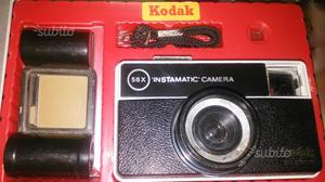 Macchina fotografica kodak instamatic camera 56x