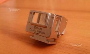 Mirino leica leitz SUOOQ per Hektor 2,8cm (28mm)