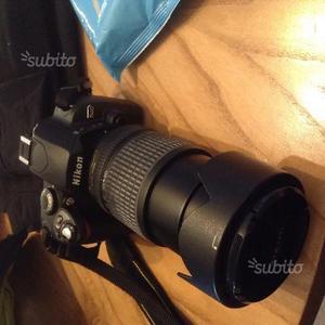 Nikon AF-S DX  mm f/ G ED e Regali
