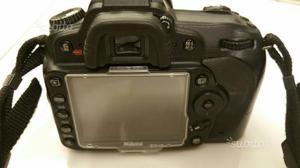 Nikon D90 + obiettivo Nikkor  vr