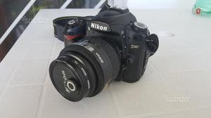 Nikon D90+obbiettivo nikon +borsa