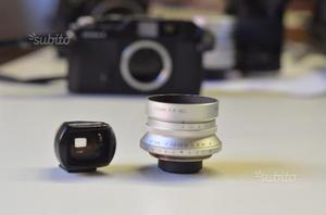 Obiettivo Voigtlander 25mm f4, attacco Leica M