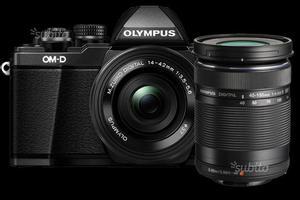 Olympus om-d e-m10 Mark ii Black ez+mm