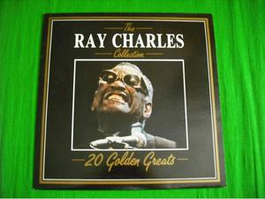 Ray Charles 20 golden greatest vinile lp COME NUOVO