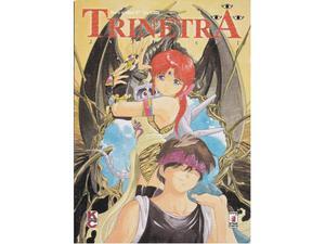 TRINETRA (3x3 occhi) n.1/14 completa Star Comics