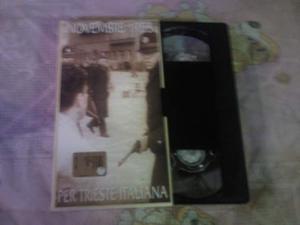 VHS Novembre  per Trieste italiana