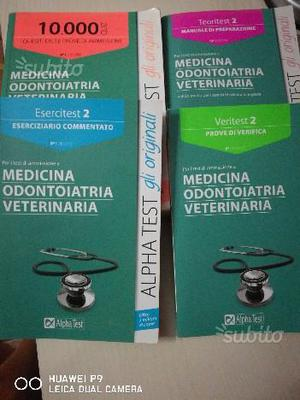 Alpha Test Medicina, Odontoiatria e Veterinaria