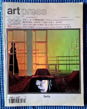 Art press n. 222 del