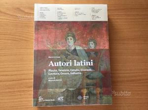 """Autori latini"""" e """"La cultura latina"""