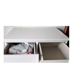 Ikea Hemnes Cassettiera 8 Cassetti.Hemnes Cassettiera Con 8 Cassetti Bianco Posot Class