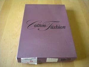 Camicia da notte vestaglia Cotton fashion taglia M blu nuova