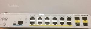 Cisco Catalyst C Compact Ethernet Switch