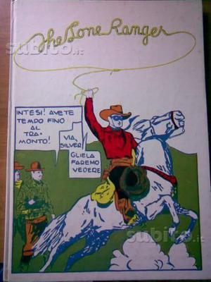 """Fumetto """"The lone ranger"""", vol. cartonato ()"""