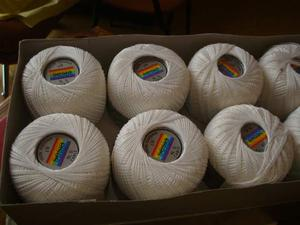 Gomitoli di cotone