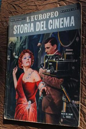 L'Europeo suppl. STORIA DEL CINEMA del