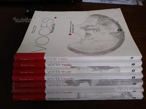 Libri scolastici di autori latini