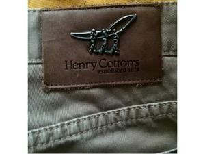 Pantaloni Henry Cotton's