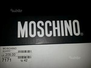 Scarpe Moschino originali