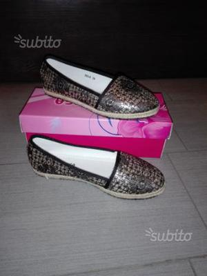 Scarpe donna 39 espadillas