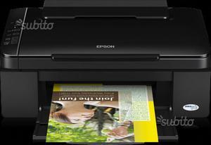 Stampante Scanner Fotocopiatric EPSON Stylus SX110