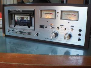 Cassette deck pioneer ct-f