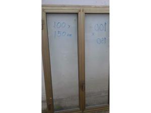 Finestre in alluminio doppi vetri e vasistas posot class - Costo finestre doppi vetri ...