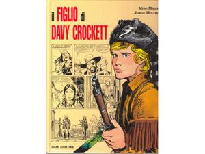 Il figlio di davy crockett- dami editore - volume