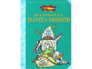 Le grandi parodie Disney Zio Paperone e il pianeta proibito