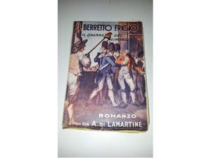 """Libro """"il dramma dei girondini"""""""