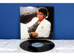 Michael Jackson THRILLER LP Vinile *EX/EX*  UK RaRo