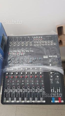 Mixer DAP-AUDIO 12 canali - 2 mesi di vita
