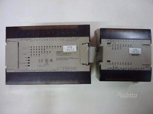 PLC Omron CPM1-A con espansione