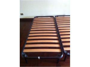 Reti letto legno, scaldasonno imetec, alari e parafiamma
