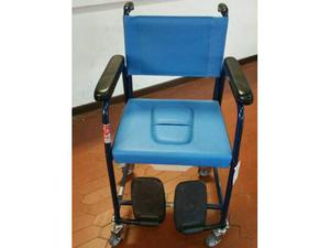 Vendesi comoda sedia a rotelle posot class for Sedia a rotelle reclinabile