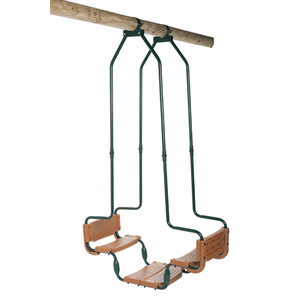 Altalena doppia super double swing centre posot class for Altalena chicco super swing