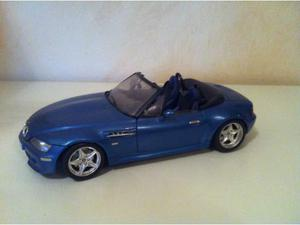 BMW Z3 M Bburago scala 1:24