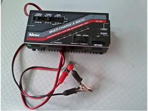 Caricabatterie per modellismo New Hitec Multi Charger CG-325