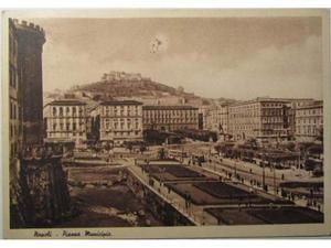 Cartoline della Città di Napoli