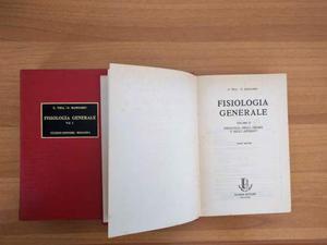 Fisiologia Generale in 2 Volumi, di E. Tria e O. Barnabei