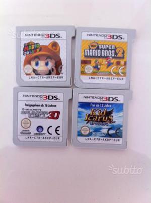 Giochi nintendo 3ds