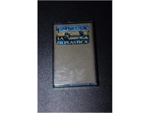 Grignani, La fabbrica di Plastica, musicassetta