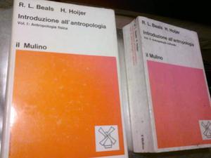 Libri di Sociologia e Antropologia edizioni Mulino