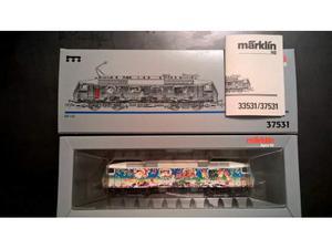 Marklin  locomotiva confezione originale usata